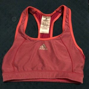 Adidas techfit racer back sports bra